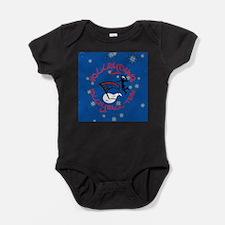 Volleydawg Holiday Baby Bodysuit