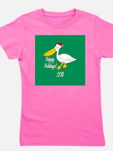 Pelican Holiday Girl's Tee