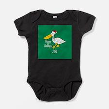 Pelican Holiday Baby Bodysuit