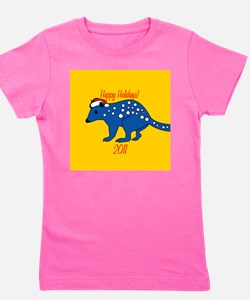 Quolls Holiday Girl's Tee