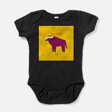 Yak Holiday Baby Bodysuit