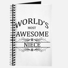 World's Most Awesome Niece Journal