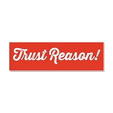 Trust Reason Car Magnet 10 x 3