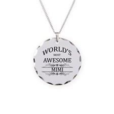 World's Most Awesome Mimi Necklace