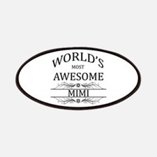 World's Most Awesome Mimi Patches