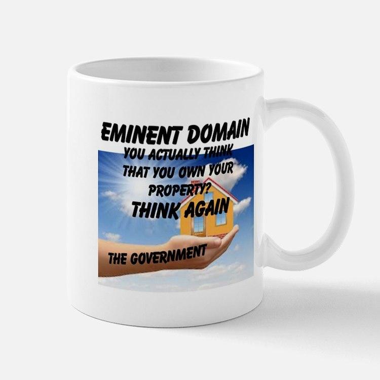 Eminent Domain Mug