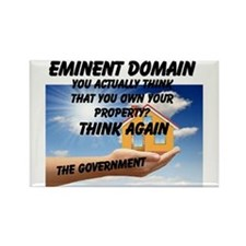 Eminent Domain Rectangle Magnet