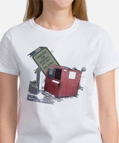 Dumpster Diving Women's T-Shirt