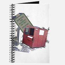 Dumpster Diving Journal