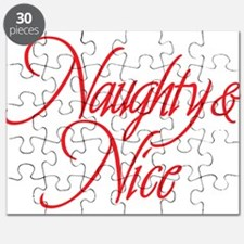 Naughty and Nice Puzzle