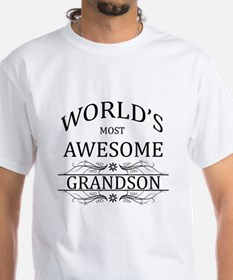 World's Most Awesome Grandson Shirt