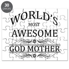 World's Most Awesome Godmother Puzzle
