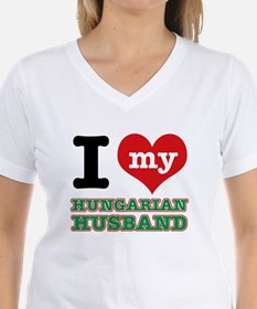 I love my Hungarian Husband Shirt