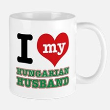 I love my Hungarian Husband Mug