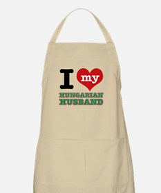 I love my Hungarian Husband Apron