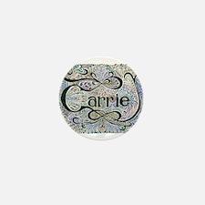 Carrie Mini Button