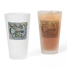 Carrie Drinking Glass