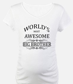 World's Most Awesome Big Brother Shirt
