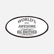 World's Most Awesome Big Brother Patches