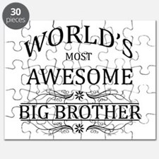 World's Most Awesome Big Brother Puzzle