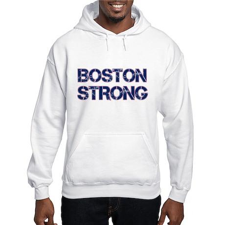 BOSTON STRONG / FEAR FAILS Hoodie