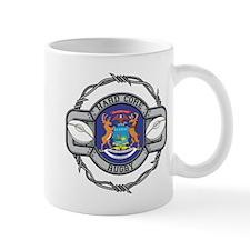 Michigan Rugby Mug