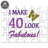 40 and fabulous Puzzles