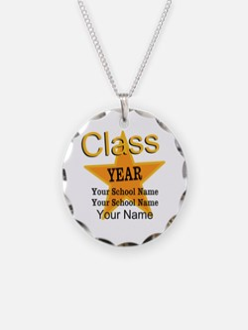Custom Graduation Necklace