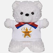 Custom Graduation Teddy Bear