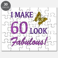 I Make 60 Look Fabulous! Puzzle