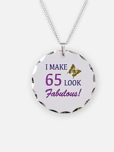 I Make 65 Look Fabulous! Necklace