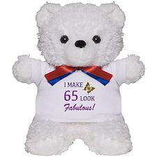 I Make 65 Look Fabulous! Teddy Bear