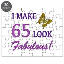 I Make 65 Look Fabulous! Puzzle