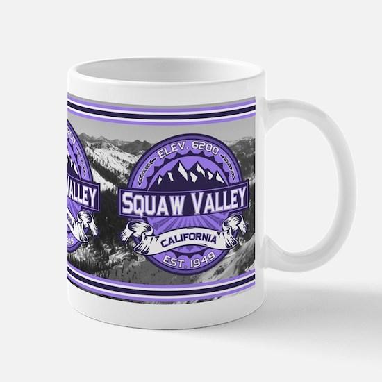 Squaw Valley Lavender Mug