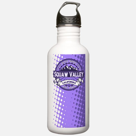 Squaw Valley Lavender Water Bottle