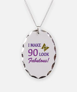 I Make 90 Look Fabulous! Necklace