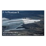 F-4 Phantom II Sticker