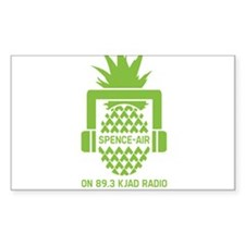 PSYCH: Spence-Air, Shawn Spencers Radio Show Stick