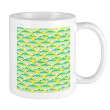 School of yellowtail snapper 1 Mug