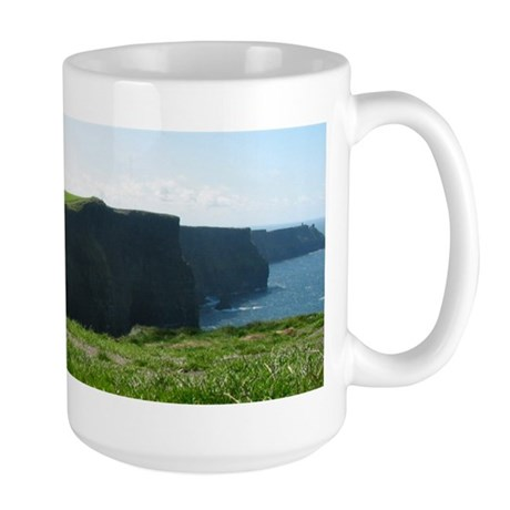 Cliffs of Moher Large Mug