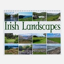 Irish Landscapes Wall Calendar