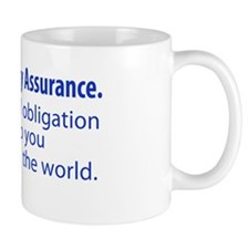 We Are Quality Assurance Small Mug