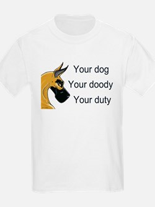 Your Duty Kids T-Shirt