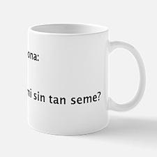 toki pona slogan 1 Mug
