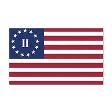 Flag of the Second American Revolution Rectangle C