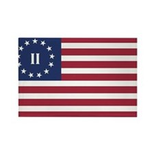Flag of the Second American Revolution Rectangle M
