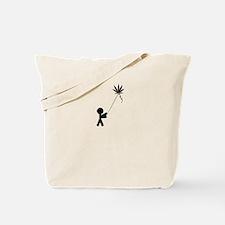 MARIJUANA KITE Tote Bag