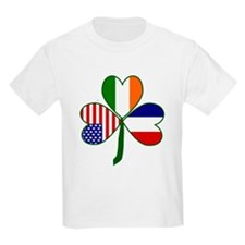 Shamrock of France T-Shirt