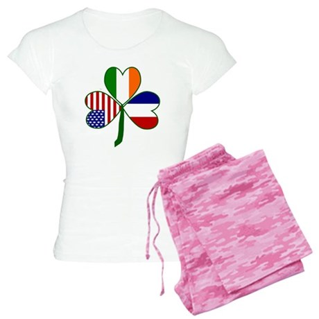 Shamrock of France Women's Light Pajamas