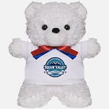 Squaw Valley Ice Teddy Bear